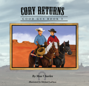 Good Gus Books, Cory Returns, Children Story