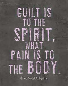guilt quote