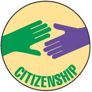 good citizenship hands